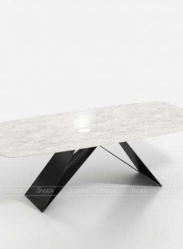 Anti-bacteria dining table | Jager Furniture - ジャガー家具生産工場