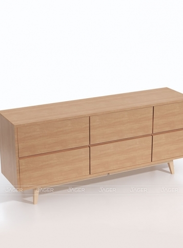 Jager Anti-bacteria tivi cabinet - ジャガー家具生産工場