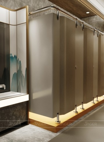 Public Restroom | Jager Furniture Manufacturer - JAGER FURNITURE MANUFACTURER