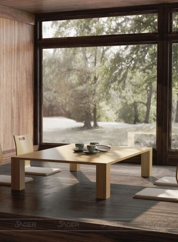 Bending plywood chair | Jager Furniture Manufacturer - ジャガー家具生産工場