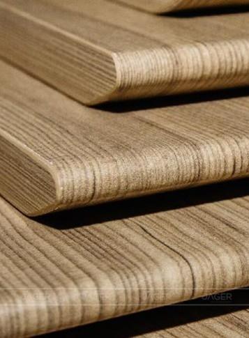 Post-forming Laminate | Jager Furniture Manufacturer - ジャガー家具生産工場